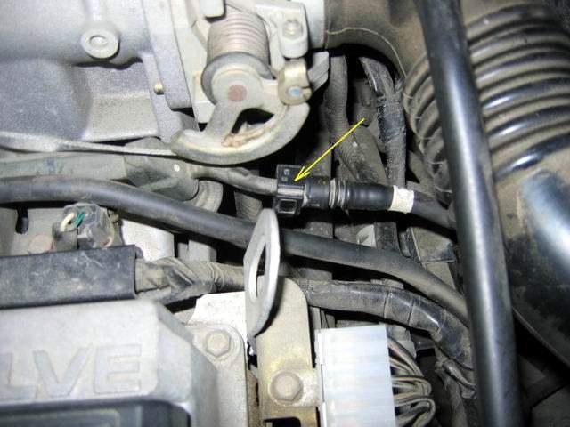 Фото №1 - не развивает обороты ВАЗ 2110 инжектор