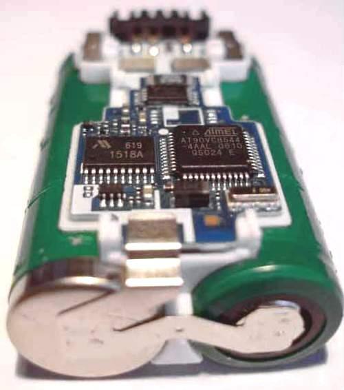 ноутбучной батареи: