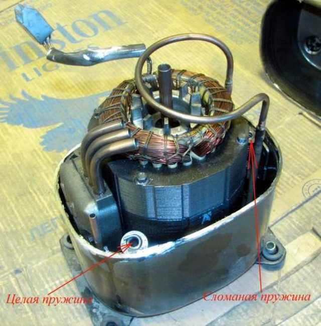 Замена мотора компрессора холодильника своими руками 28